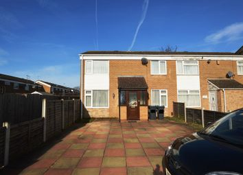 Thumbnail 3 bed flat for sale in Cadbury Drive, Castle Vale, Birmingham