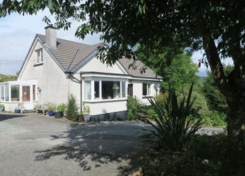 Thumbnail 3 bed detached house for sale in Viewfield Road, Portree