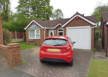 Thumbnail 2 bed detached bungalow for sale in Charlemont Road, West Bromwich