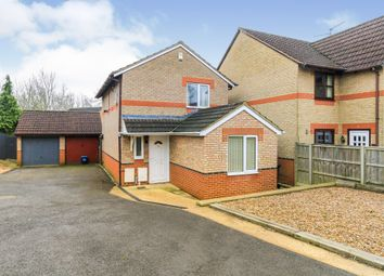 Thumbnail 2 bedroom detached house for sale in Cypress Close, Desborough, Kettering