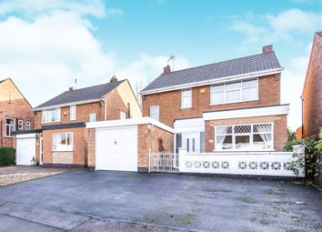 Thumbnail 3 bed detached house for sale in Unity Road, Glenfield, Leicester