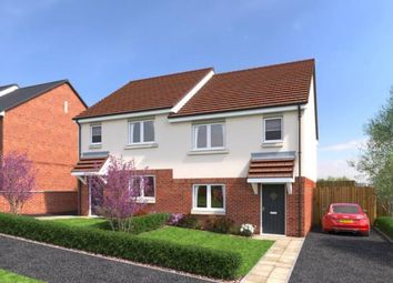 Thumbnail 3 bed semi-detached house for sale in Cae Celyn, Maes Gwern, Mold, Flintshire