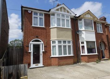 Thumbnail 3 bed terraced house for sale in Waveney Road, Ipswich
