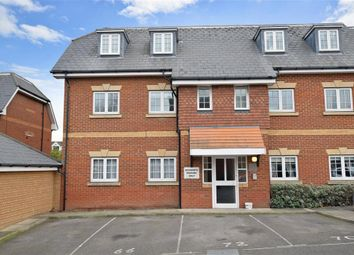 Thumbnail 2 bed flat for sale in Stagshaw Close, Maidstone, Kent