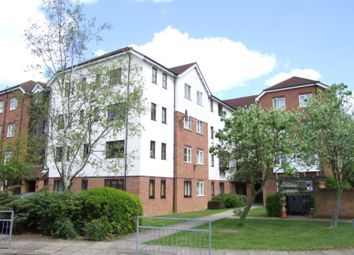 Thumbnail 1 bed flat to rent in Elmore Close, Wembley