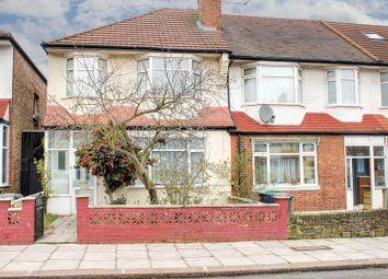 Thumbnail 3 bedroom terraced house for sale in Sylvan Avenue, London