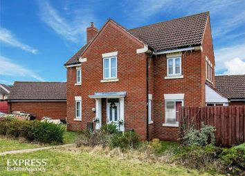 Thumbnail 4 bed detached house for sale in Admirals Close, King's Lynn, Norfolk