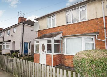 Thumbnail 3 bedroom semi-detached house for sale in Narborough Road, Leicester
