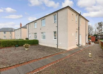Thumbnail 2 bed flat for sale in Brown's Crescent, Annbank, Ayr, South Ayrshire