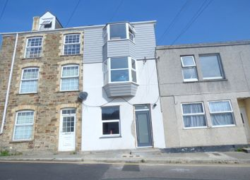 Thumbnail 2 bed flat for sale in Lower Ground Floor Flat, St Georges Hill, Perranporth