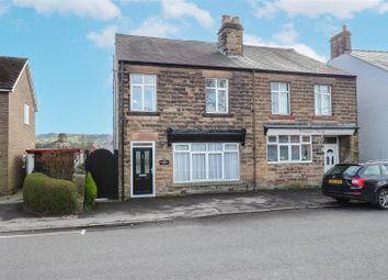 Thumbnail 4 bed semi-detached house for sale in Chesterfield House, Chesterfield Road, Two Dales, Matlock
