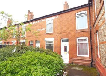 Thumbnail 2 bed terraced house for sale in Cumberland Street, Warrington, Cheshire