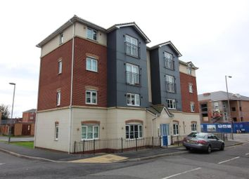 Thumbnail 2 bed flat to rent in Gem Street, Liverpool