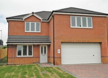 Thumbnail 5 bedroom detached house for sale in Wood View, Off Longue Drive, Calverton