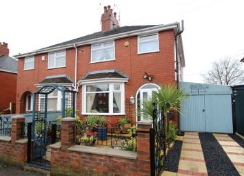 Thumbnail 3 bedroom semi-detached house for sale in Harper Avenue, Newcastle-Under-Lyme