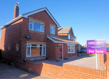 Thumbnail 4 bed detached house for sale in Richlans Road, Southampton