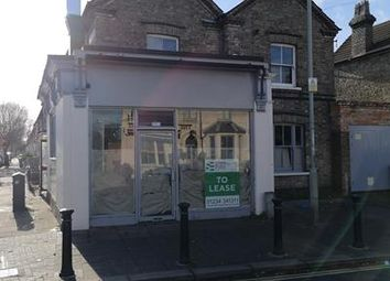 Thumbnail Retail premises to let in 125 Castle Road, Bedford