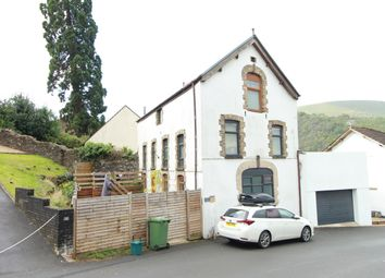 Thumbnail 5 bedroom detached house for sale in Church Road, Risca, Newport