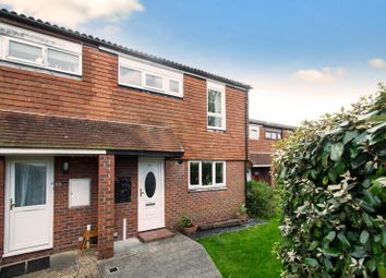 Thumbnail 3 bed terraced house for sale in Walsingham Close, Eastbourne