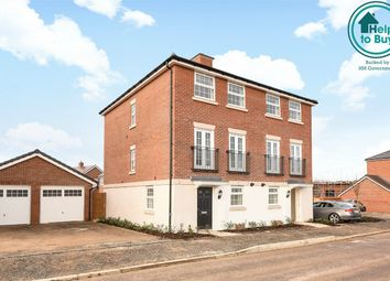 Thumbnail 3 bedroom semi-detached house for sale in Yalden Close, Wokingham, Berkshire