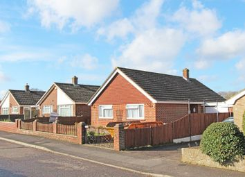 Thumbnail 2 bed detached bungalow for sale in Cruse Close, Sway, Lymington