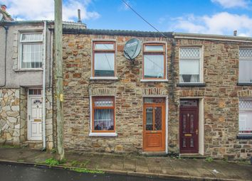 Thumbnail 2 bed terraced house for sale in West Street, Maesteg