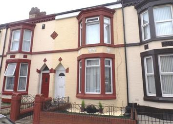 Thumbnail 3 bed terraced house for sale in Stuart Road, Walton, Liverpool, Merseyside