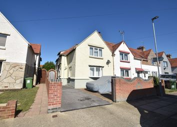 Thumbnail 3 bed semi-detached house to rent in Henderson Road, Southsea