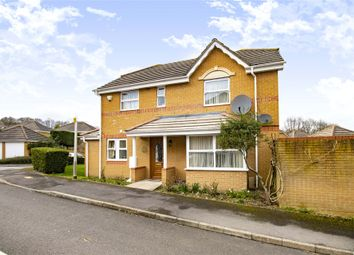 Thumbnail 4 bed detached house for sale in Babbage Way, Bracknell, Berkshire