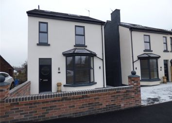 Thumbnail 4 bed detached house for sale in Hall Lane, Huyton, Liverpool