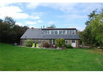 Thumbnail 4 bed detached house to rent in Newquay
