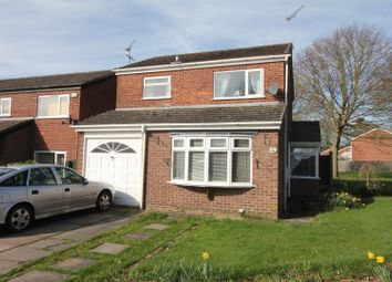 Thumbnail 3 bedroom detached house for sale in Astley Road, Earl Shilton, Leicester