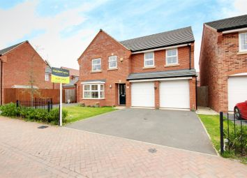 Thumbnail 5 bedroom detached house for sale in Bradstone Drive, Mapperley, Nottingham