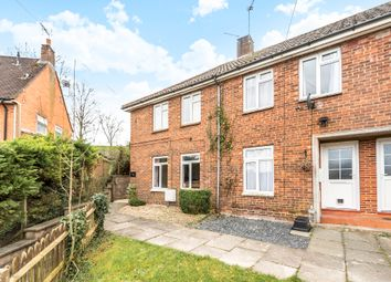 Thumbnail 2 bed end terrace house for sale in Wolfe Close, Winchester