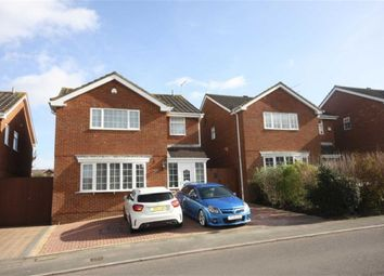 Thumbnail 4 bedroom detached house for sale in Liskeard Way, Swindon, Wiltshire
