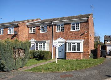 Thumbnail 3 bed semi-detached house to rent in Arethusa Way, Bisley, Woking