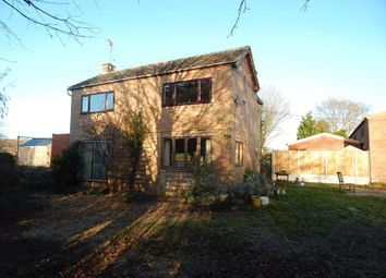 Thumbnail 3 bed detached house for sale in 5 Green Lane, Benwick, March, Cambridgeshire