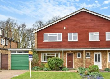 Thumbnail 3 bed semi-detached house for sale in Blakes Green, West Wickham