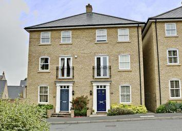 Thumbnail 3 bed semi-detached house for sale in Rockbourne Road, Sherfield-On-Loddon, Hook