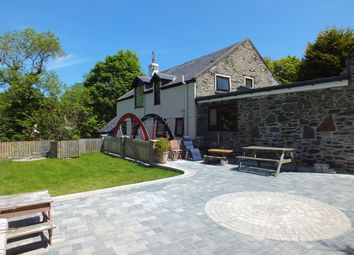 Thumbnail 5 bed detached house for sale in Corony Bridge, Corony, Ramsey, Isle Of Man