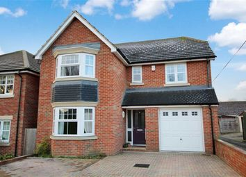 Thumbnail 4 bed detached house for sale in Marlborough Lane, Old Town, Swindon