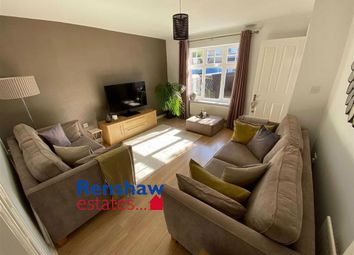 Thumbnail 3 bed town house for sale in Mason Road, Shipley View, Derbyshire
