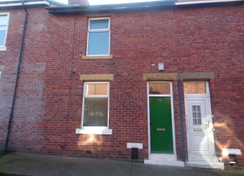 Thumbnail 2 bed terraced house to rent in Worsdell Street, Cambois, Blyth