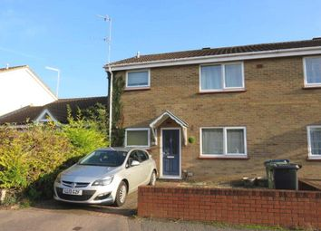 Thumbnail 3 bed terraced house for sale in Bramley Avenue, Melbourn, Royston