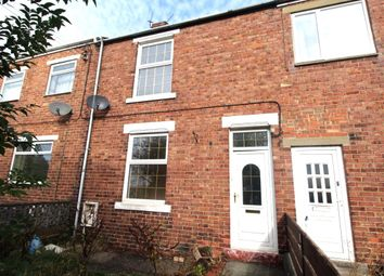 Thumbnail 2 bed terraced house for sale in Prospect Terrace, Chilton, Ferryhill