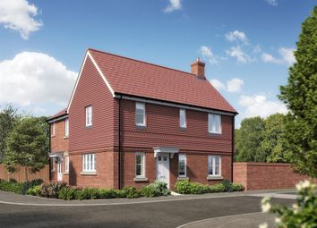 "Thumbnail 3 bed end terrace house for sale in ""The Bowood"" at Picket Twenty, Andover"
