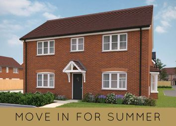 "Thumbnail 4 bed detached house for sale in ""The Chichester Lenham"" at Shopwhyke Road, Chichester"