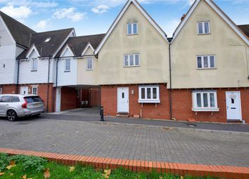 3 bed terraced house for sale in Edward Paxman Gardens, Colchester, Essex CO1