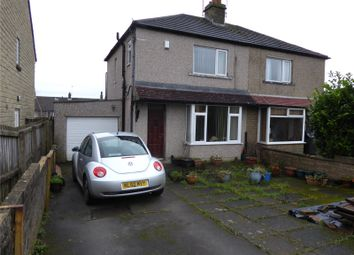 Thumbnail 3 bedroom semi-detached house for sale in Illingworth Road, Illingworth, West Yorkshire