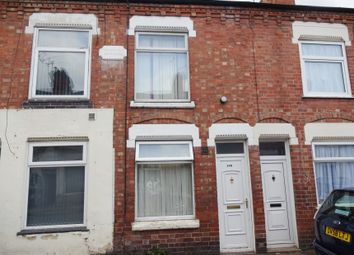 Thumbnail 2 bed terraced house for sale in Cavendish Road, Aylestone, Leicester